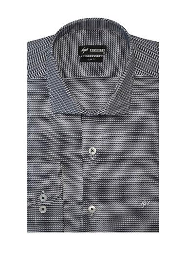 IGS Klasik Gömlek Siyah